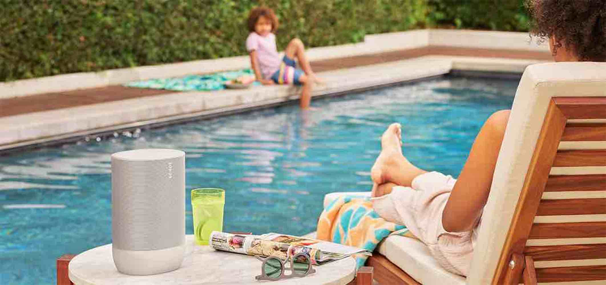 outdoor speakers for home