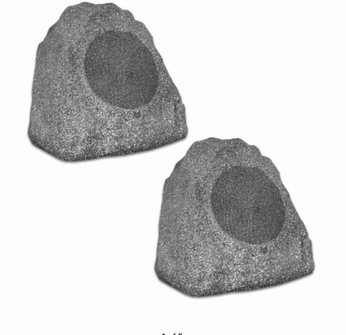 rock outdoor speakers