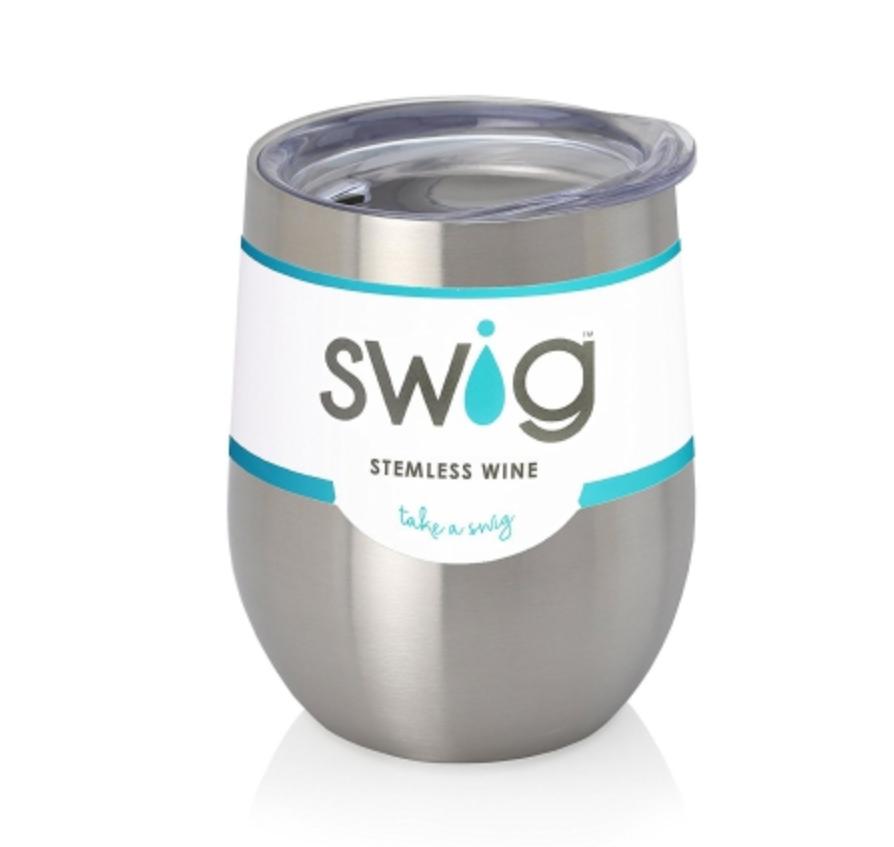 Swig stainless steel wine tumbler