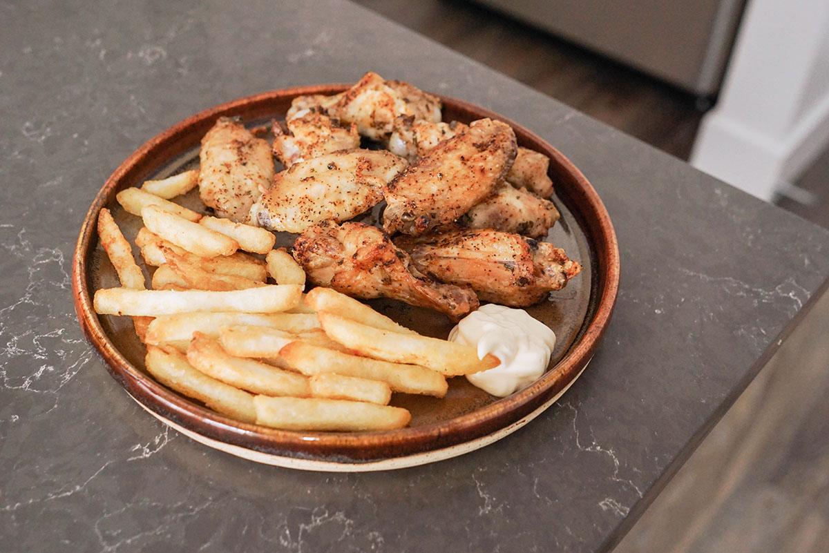 20 minute air fryer meal