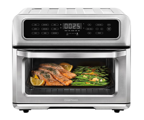 Chefman Toast-Air Convection Air Fryer Toaster Oven