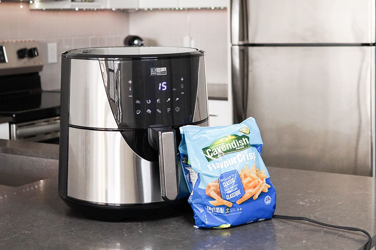 How to make air fryer fries