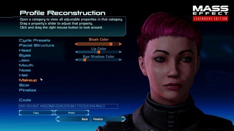Mass Effect Build
