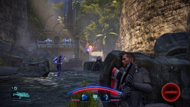 Mass Effect Gameplay
