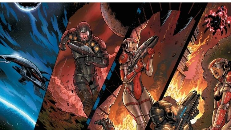 Mass Effect Genesis