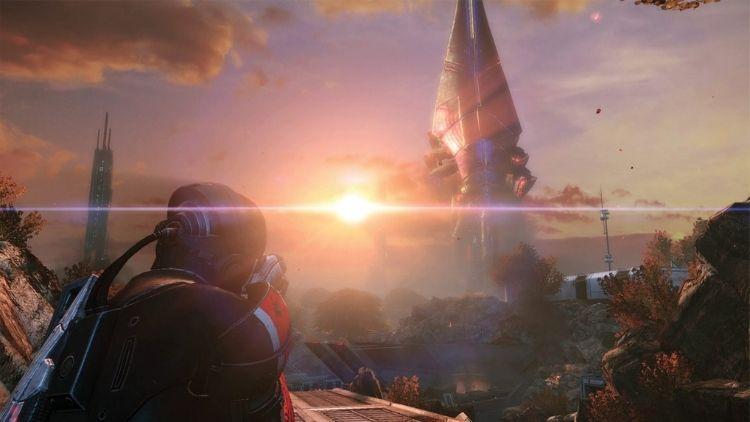 Mass Effect - Horizon