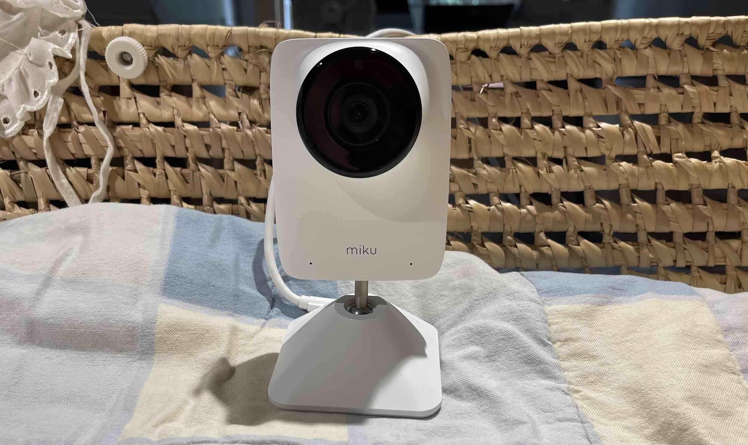 Miku Pro Smart Video Baby Monit