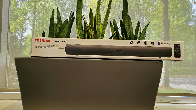 Toshiba sound bar contest prize image