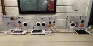 VTech video baby monitor review