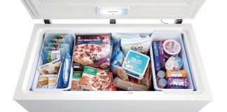 how to choose an apartment size freezer