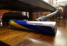 Dyson V15 Detect Complete Slim Fluffy laser brush head.