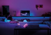 how to set up a connected home theatre