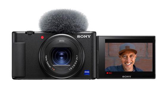sony zv1 vlogging camera