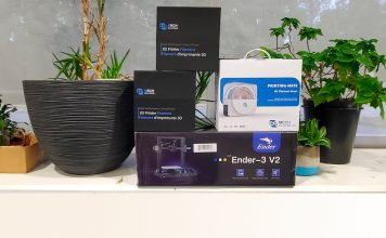 Creatlity Ender-3 V2 3D printer prize
