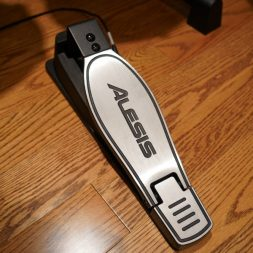 Turbo Mesh Kit Foot Pedal