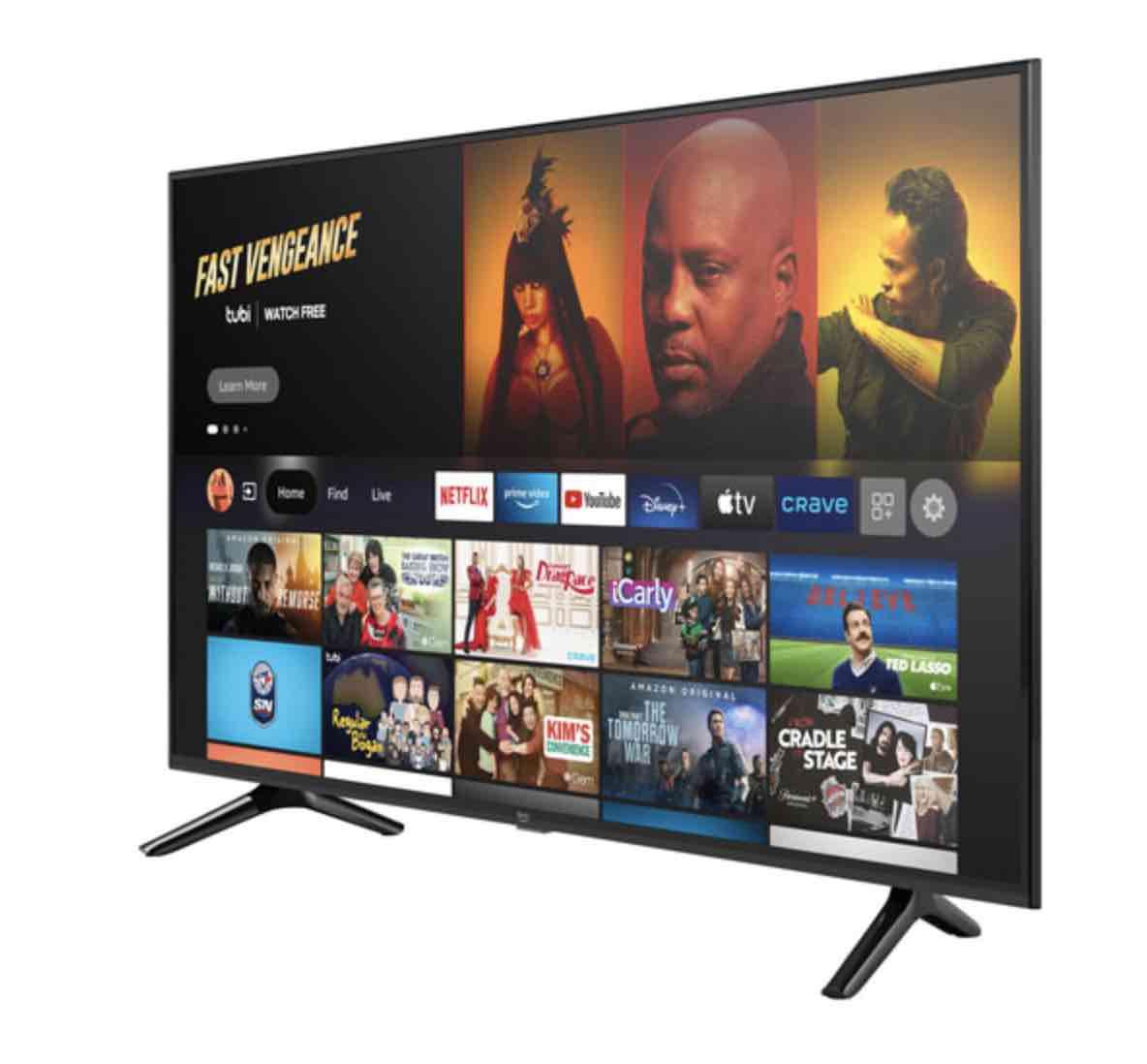 Amazon Fire TV 4K 4 Series