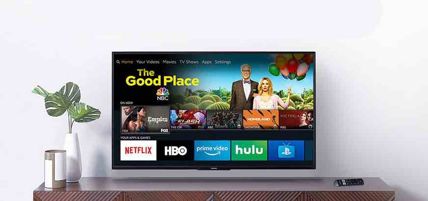 Fire TV operating system