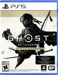Ghost-of-Tsushima-Cover Art