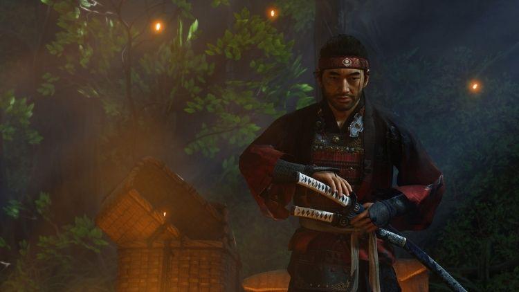 Ghost of Tsushima Jins Blade