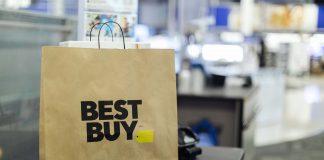 best buy paper bags in stores