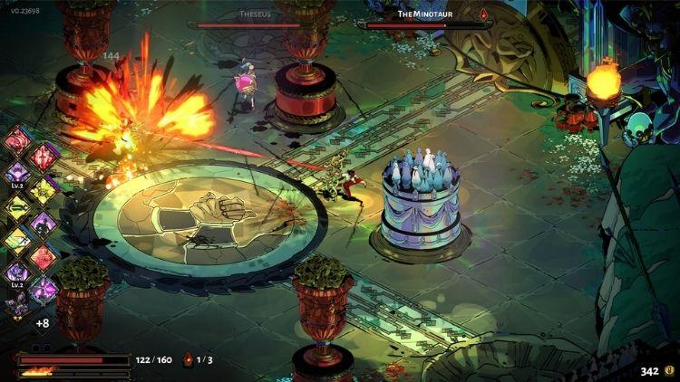 Hades 4K Gameplay