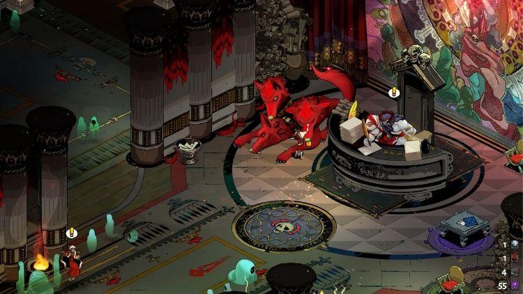 Hades 4K House of Hades
