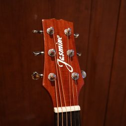 The JM-10 is a travel guitar