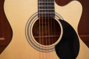 Jasmine Brand Guitar