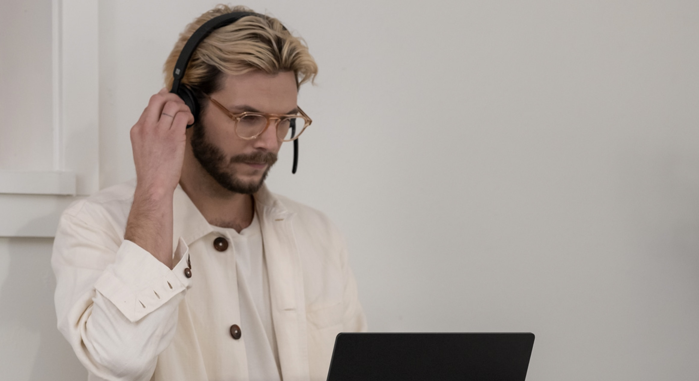 Microsoft Modern headphones