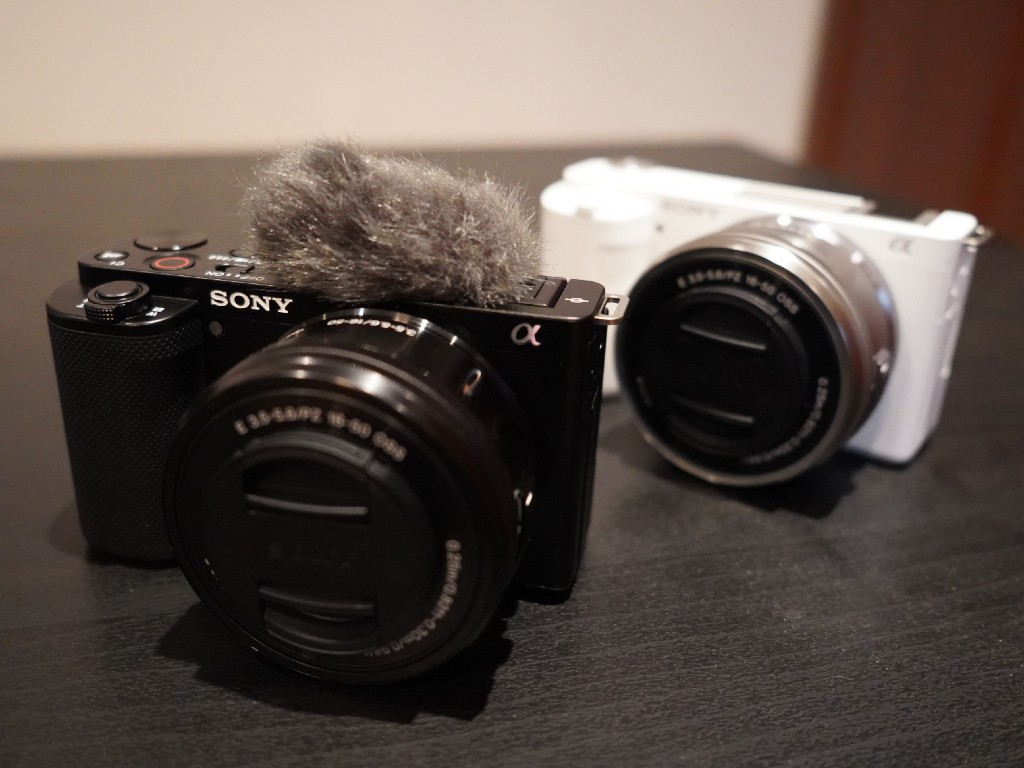 Sony ZV-E10 Vlogging Camera