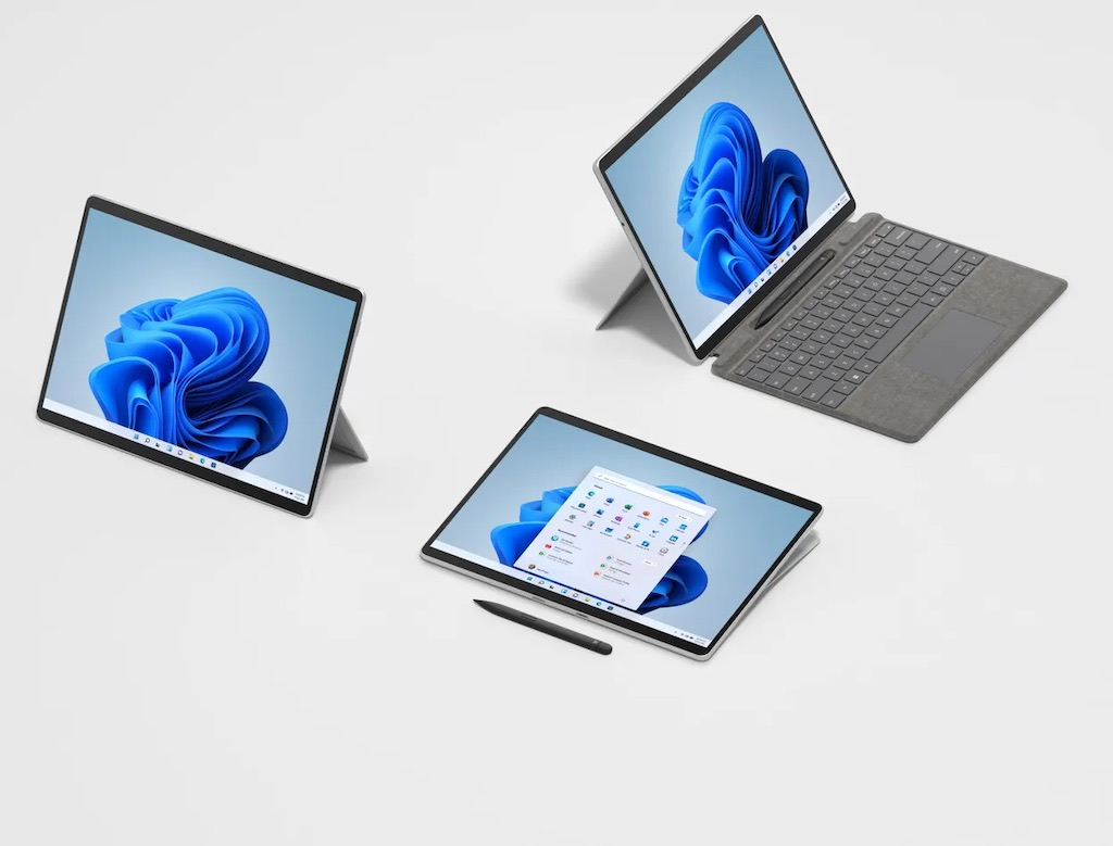 Surface Pro 8 Surface event