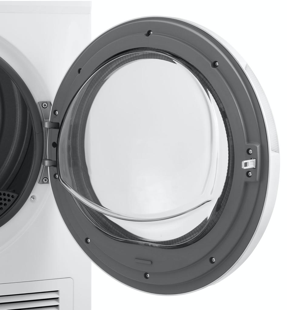 Insignia electric dryer door