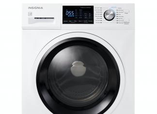 Insignia washer
