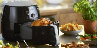 Philips XXL air fryer lifestyle