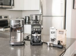 !Breville Bambino Plus and grinder review 12