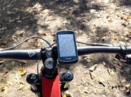 Garmin GPS Cycling computer