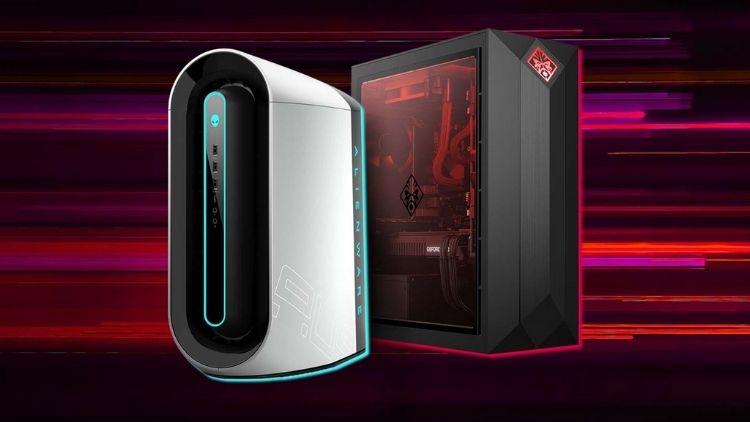 PC Gamer Top Gifts Desktop PC