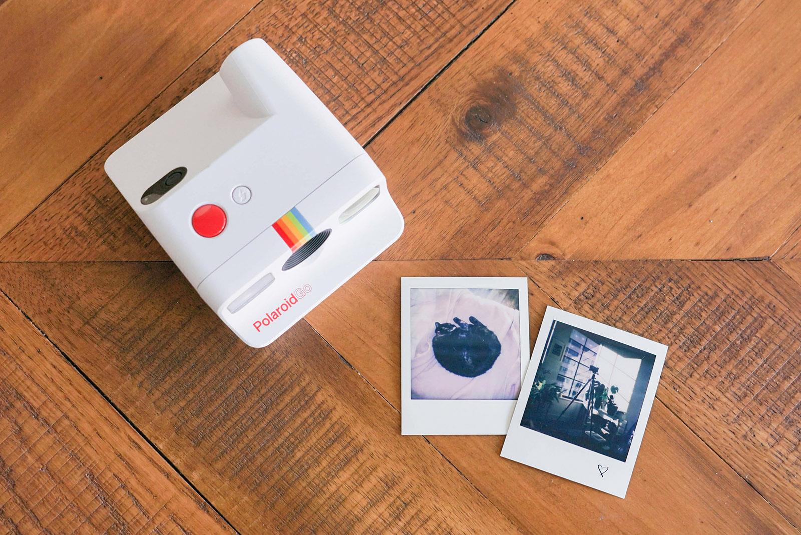 Polaroid Go Instant Camera review 2