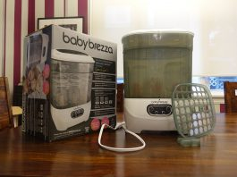 Baby Brezza One Step Advanced with box